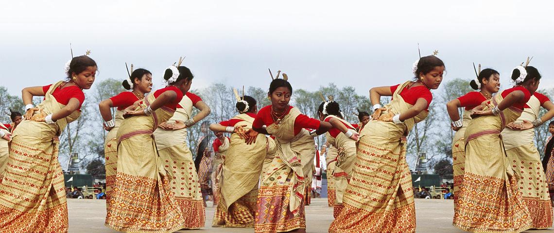 Inde du Nord-Est