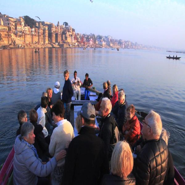 Vallée du Gange