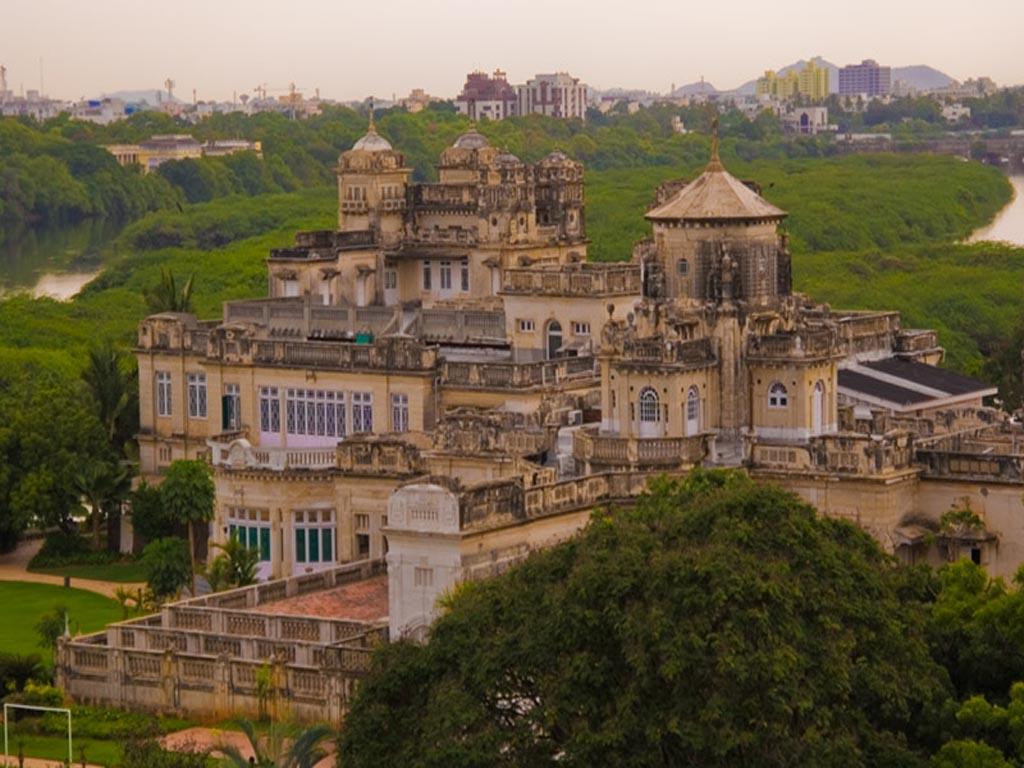 Palais de Chettinad à Chennai