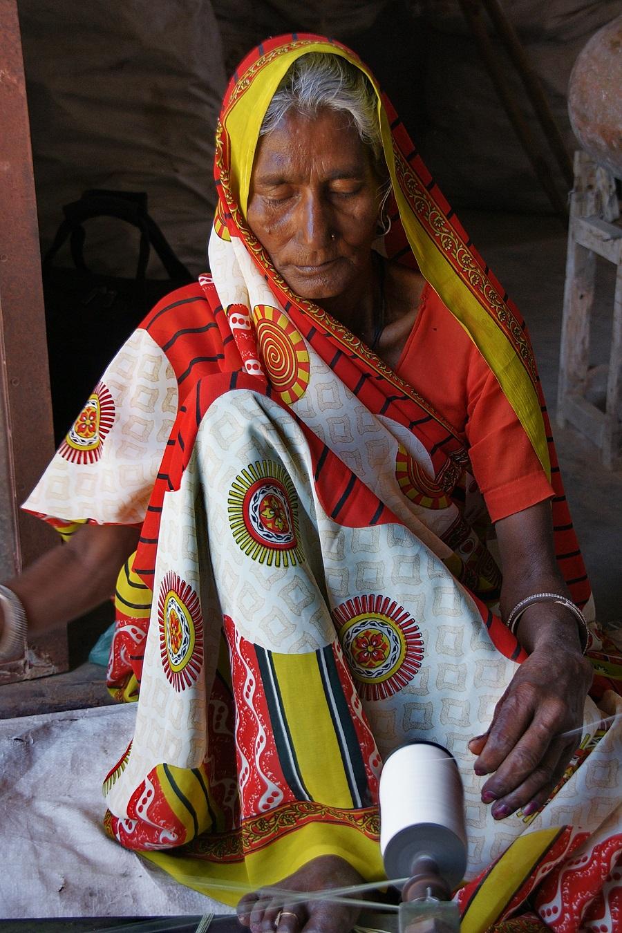 Femme du Rajsthan 3