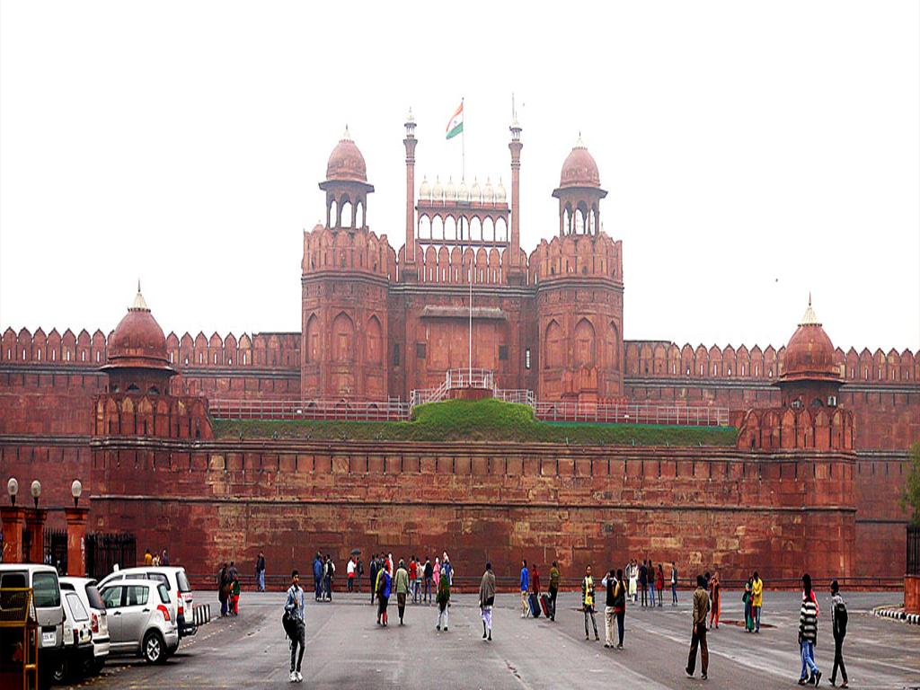 Fort Rouge à Delhi
