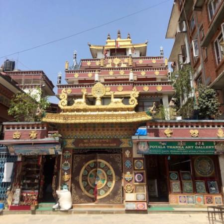 Entre Montagnes et monasteres Nepal et Tibet