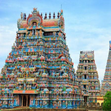 Les milles et une couleurs de l'Inde du Sud