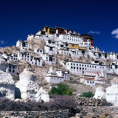 Vallée du Gange et petit Tibet de l'Inde