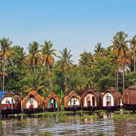 Kerala, Symphonie Tropicale