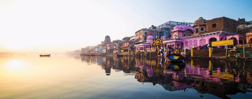A la rencontre des dieux de l'Inde